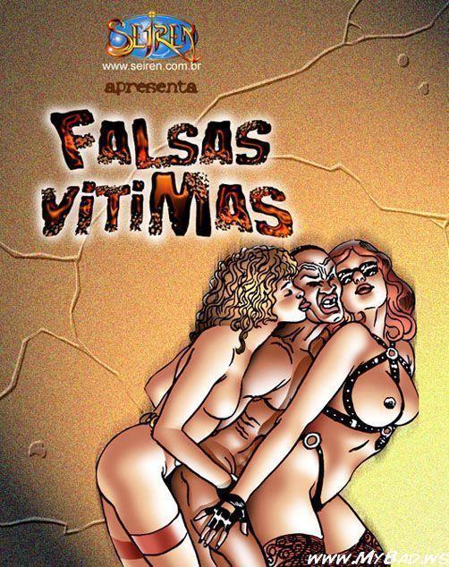 Falsas Vítimas Loucas por Sexo