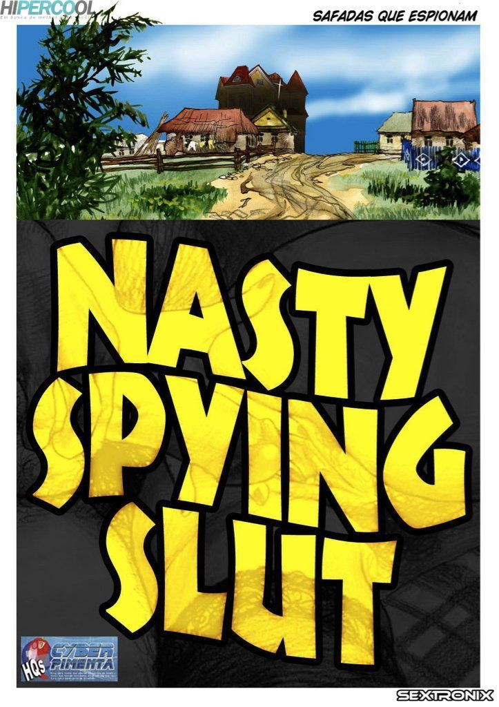 Donas de Casa Safadas que Espionam