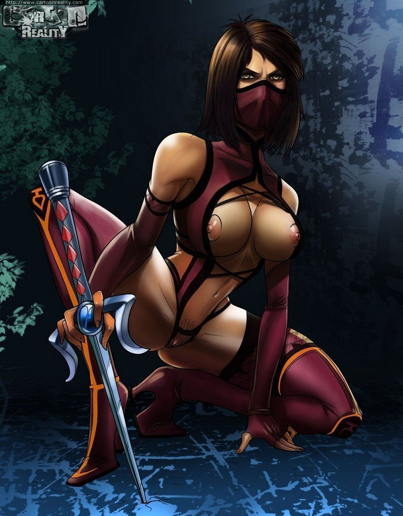 Mortal Kombat Pornô