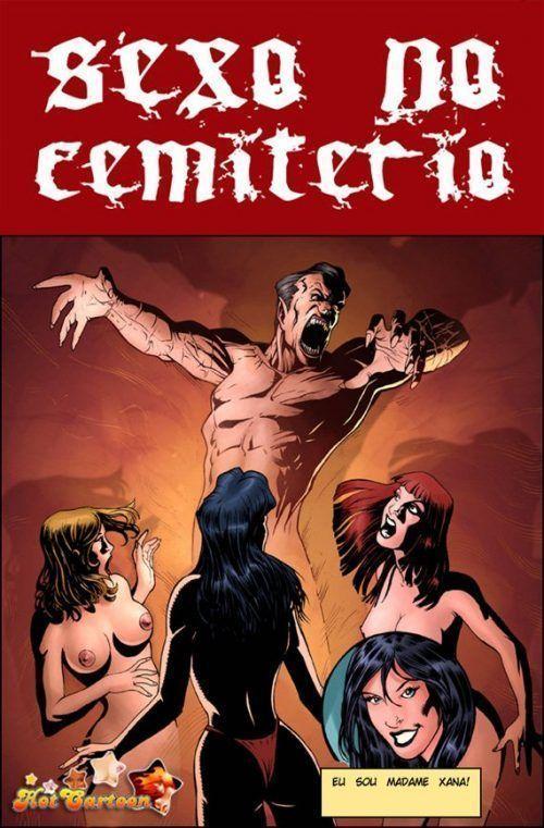 Sexo no Cemitério