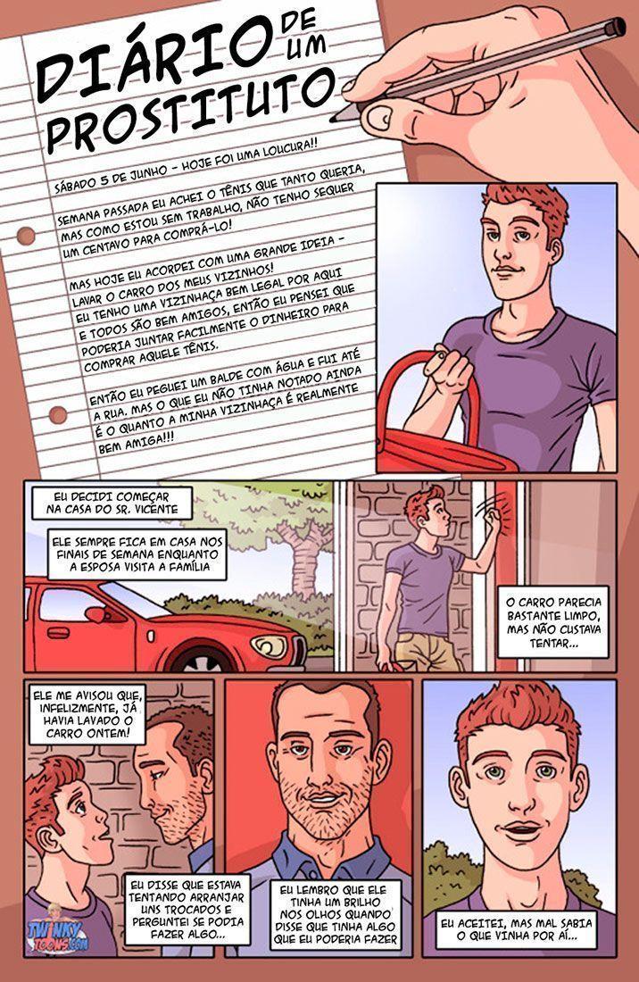 Diário de um Prostituto Gay