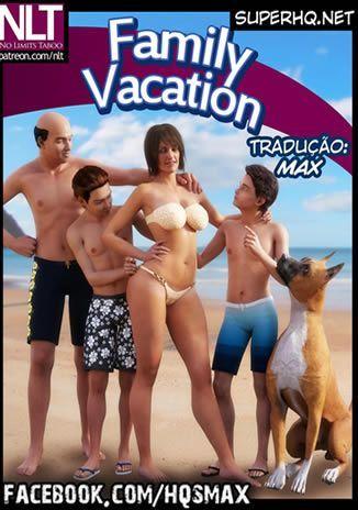 Incesto nas férias em família