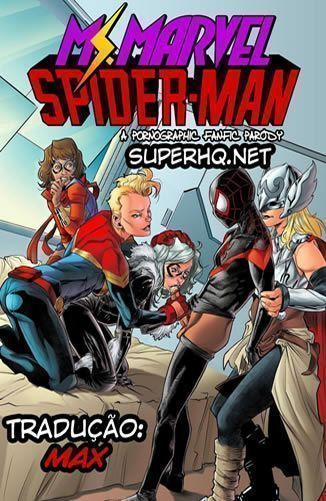 Miss Marvel e o Homem Aranha