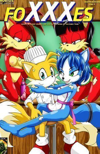 Sonic the Hedgehog – Foxxxes