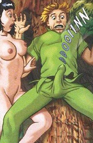 Peter Pan Pornô – Suruba com a Wendy