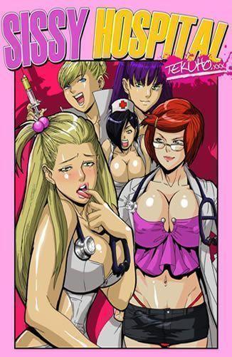 Sissy Hospital – As doutoras futanari