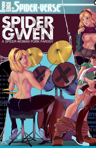 Gwen surpreende o namorado