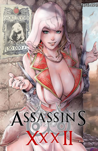 Assassins Creed: Chave de buceta