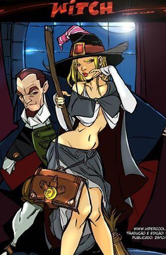 Witch: Uma bruxa bem safada